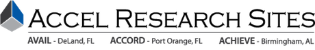 Accel Research Logo
